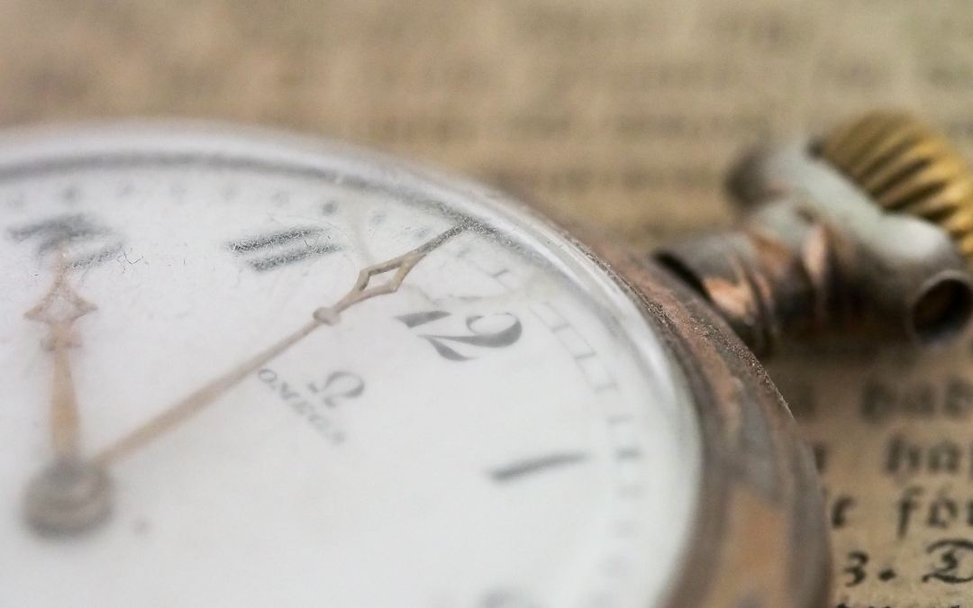 Five Suggestions for Preaching on the Clock