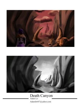 death canyon