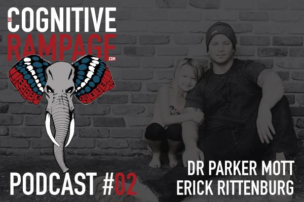 TCR #2: Dr Mott and Erik Rittenberry