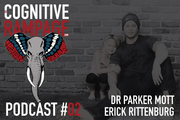 TCR #2: Dr Mott and Erik Rittenberry