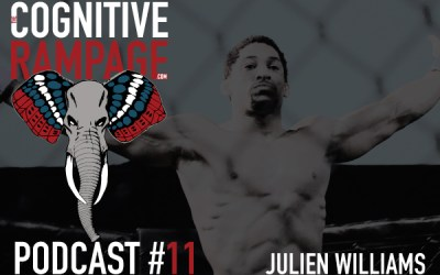 TCR #11: Julien Williams MMA