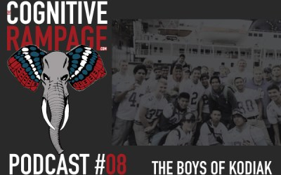 TCR #8: The Boys of Kodiak