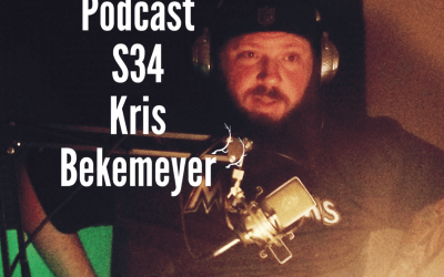 The Cognitive Rampage #34: Kris Bekemeyer