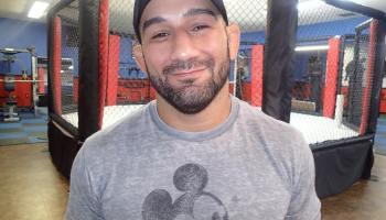 TCR #11: Julien Williams MMA   ADAM LOWERY