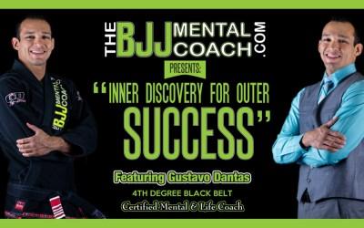 TCR #131: Gustavo Dantas, BJJ World Champion and Mental Coach