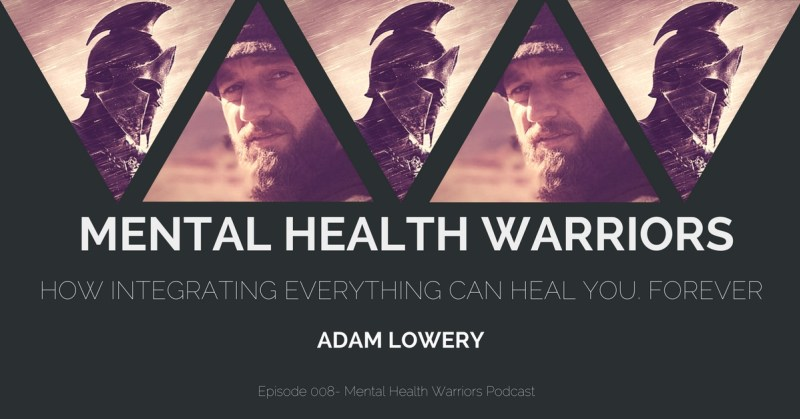 The Cognitive Rampage Podcast #170: Mental Health Warriors Interview
