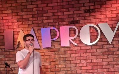 LMAO Podcast #5: Comedian Matt Perez