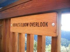 Cloudcroft - Devil's Elbow Overlook