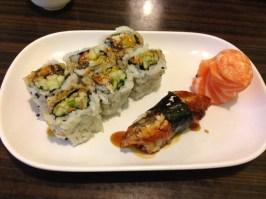 Sushi at Kyoto House