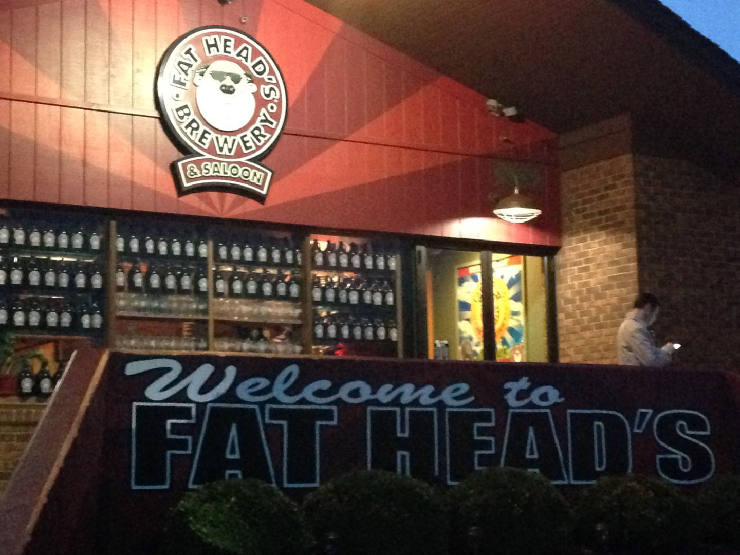 Welcome to Fat Head's