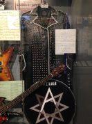Judas Priest Jacket, drum skin, and Judas Rising lyrics