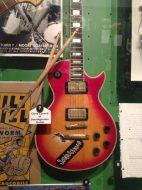 Chris Cornell of Soundgarden Guitar