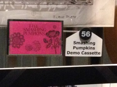 Smashing Pumpkins Demo Cassette