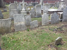 Christ Church Burial Grounds, Philadelphia