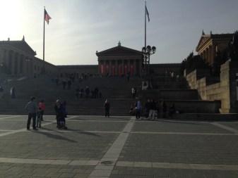 "Philadelphia Museum of Art - ""Rocky Steps"""