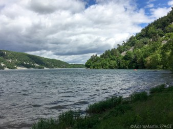 Devils Lake State Park - View from South Shore