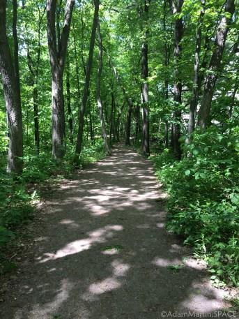 Devils Lake State Park - Potholes Trail