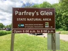 Parfrey's Glen State Natural Area