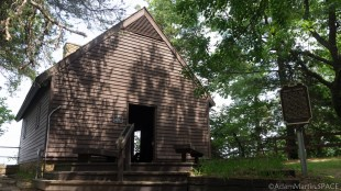 Tower Hill State Park - Shot Tower