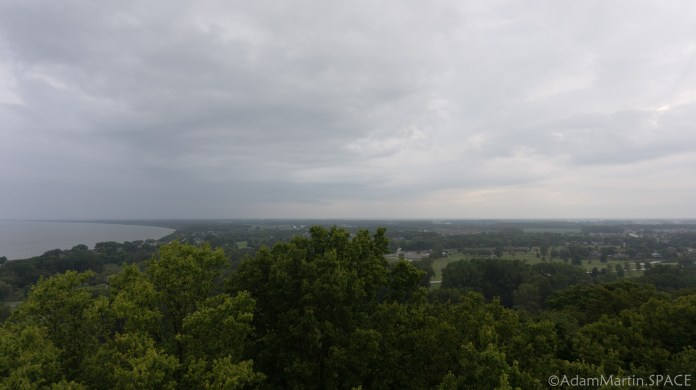 High Cliff State Park - Observation Tower