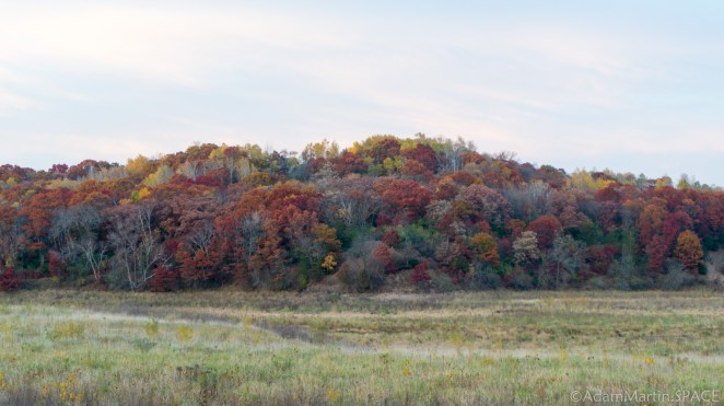 Willow River State Park - Fall colors