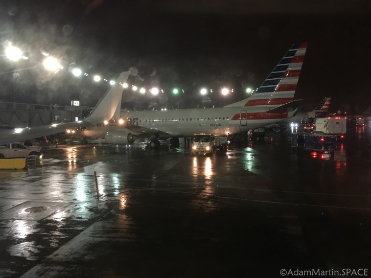 Chicago - Rain at ORD