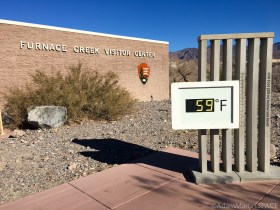Death Valley National Park - Furnace Creek Visitor Center