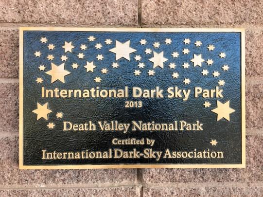 Death Valley National Park - International Dark Sky Park