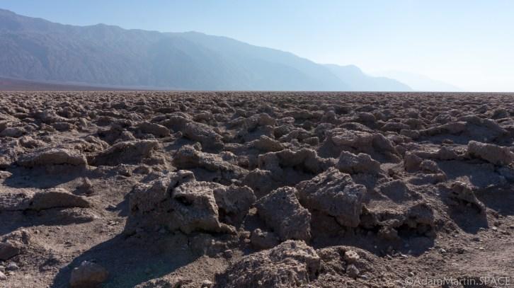 Death Valley - Devils Golf Course