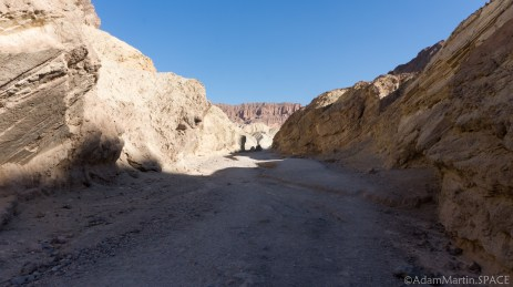 Death Valley - Golden Canyon