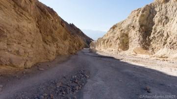 Death Valley - Golden Canyon