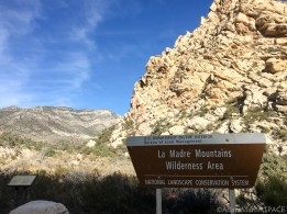 Red Rock Canyon - La Madre Spring