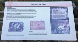 Red Rock Canyon - Petroglyph Wall