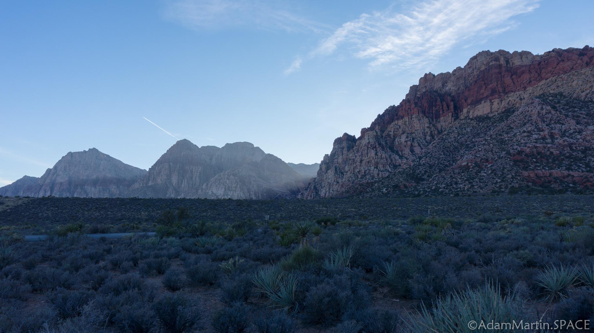 Red Rock Canyon - Panorama Views