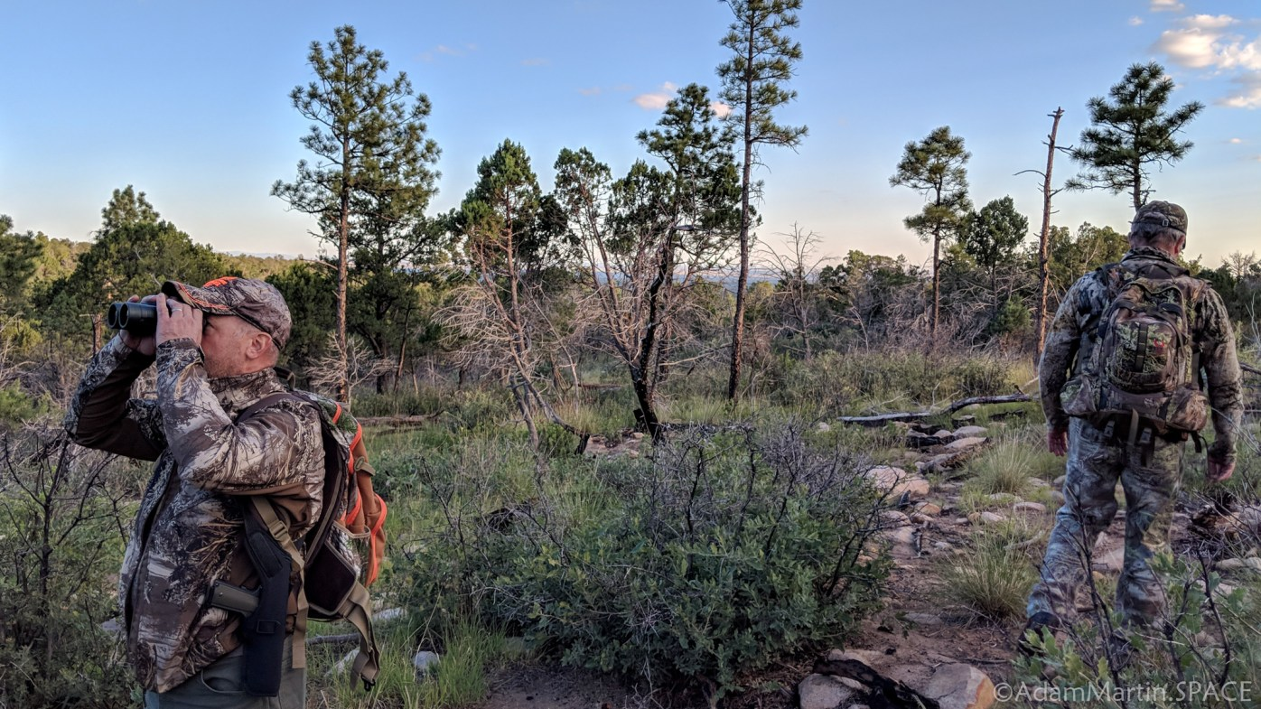 New Mexico Elk Hunt - Searching for Elk