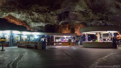 Carlsbad Caverns National Park - Rest Area