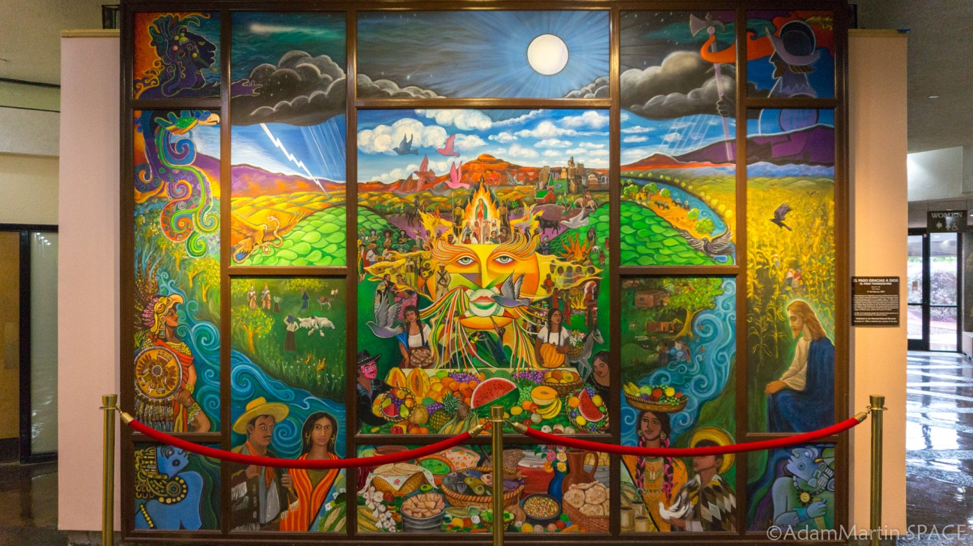 Chamizal National Memorial - El Paso Gracias A Dios