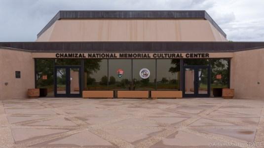 Chamizal National Memorial - Entrance Way