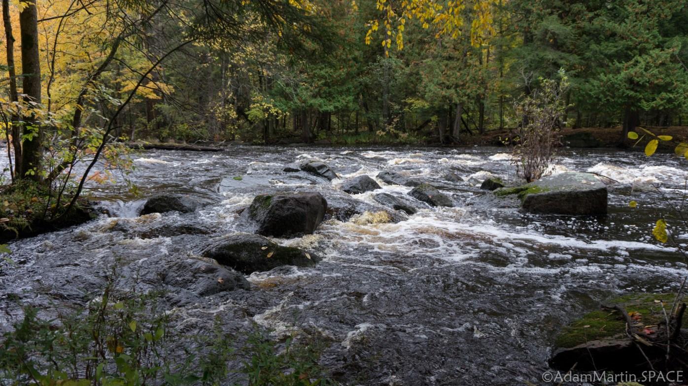 McClintock Falls - Main Falls/Rapids