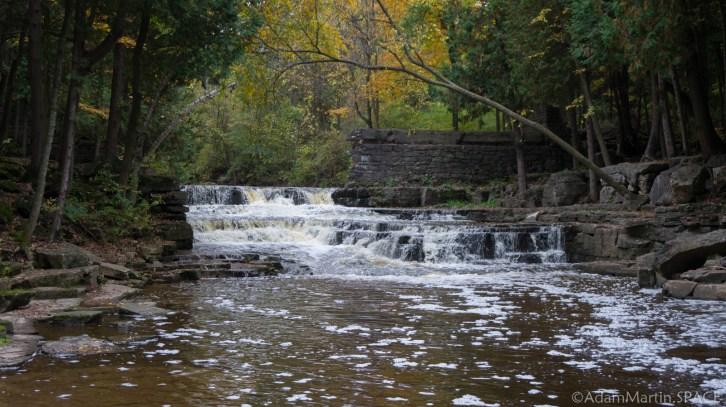 Devils River Falls - Main Falls View