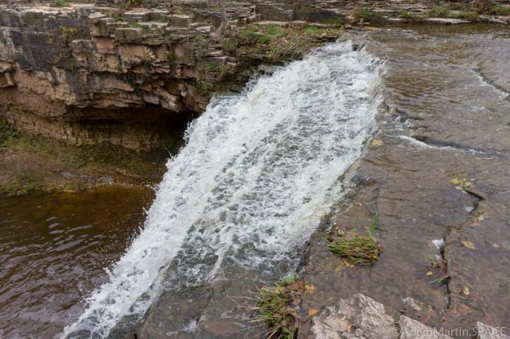 Fonferek Falls - Beside The Drop