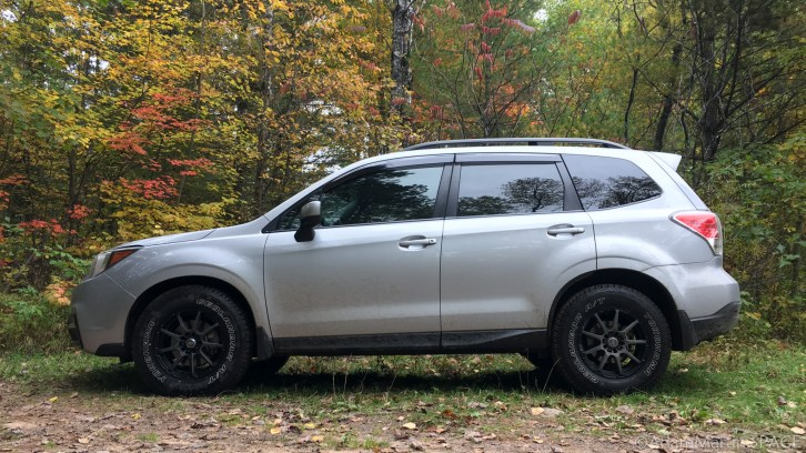 Waupee Creek Rapids - Subaru At Home