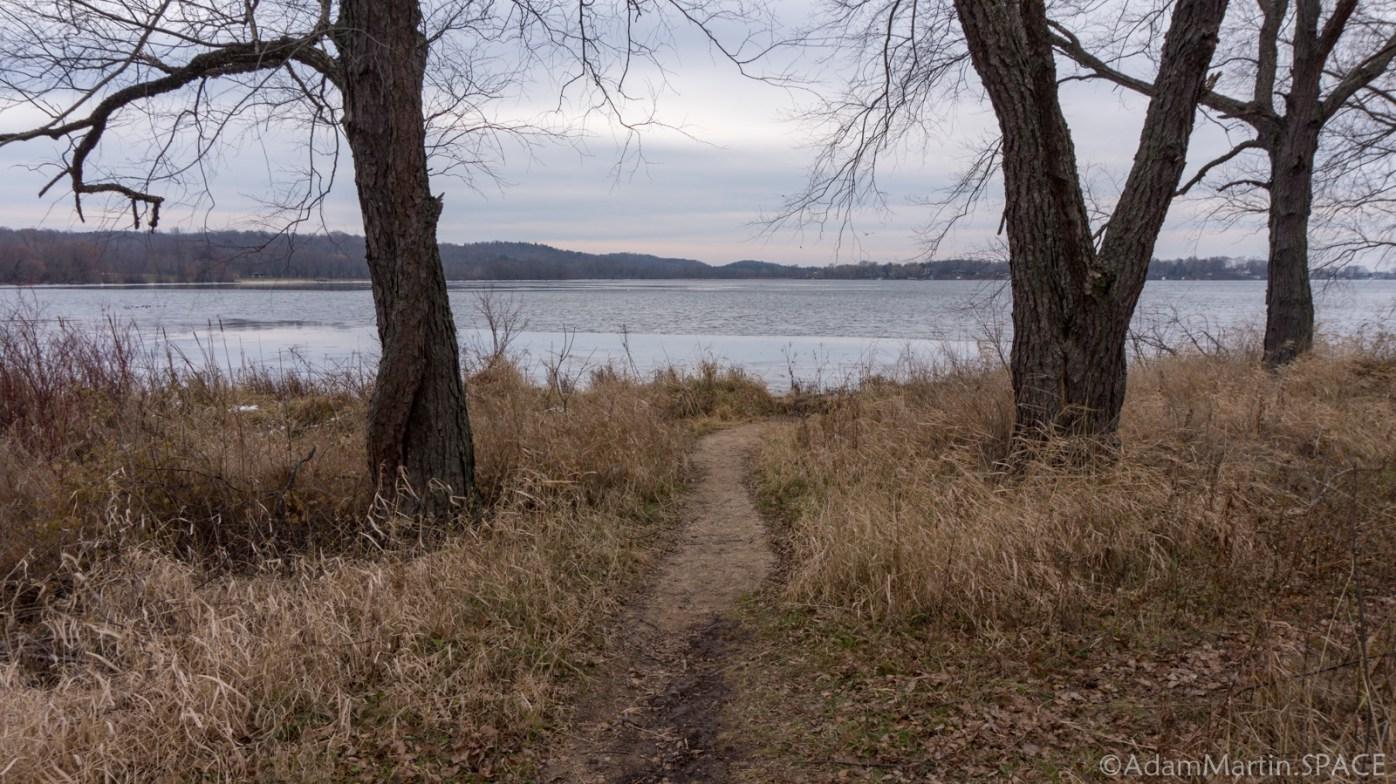 Kettle Moraine Pike Lake Unit - Views of Pike Lake