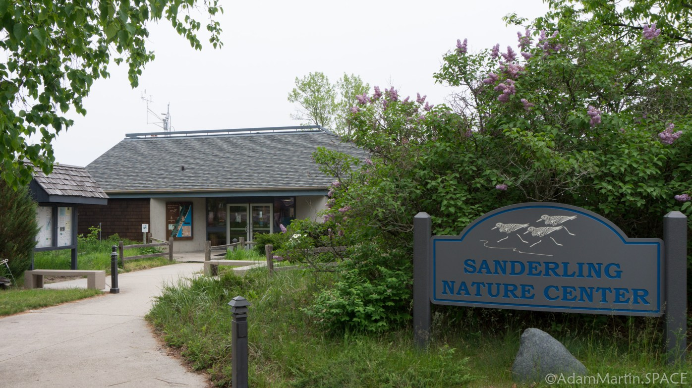 Kohler-Andrae State Park - Sanderling Nature Center