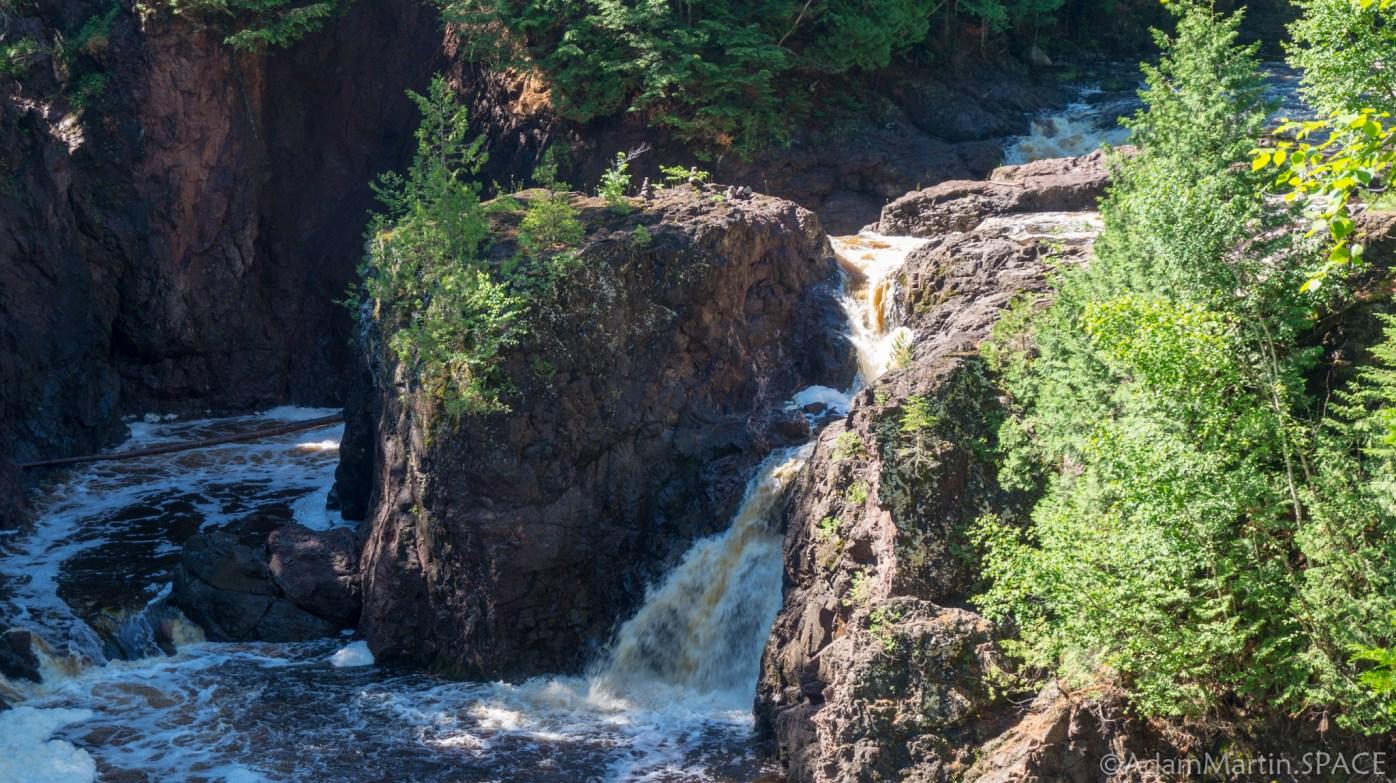 Copper Falls State Park - Copper Falls