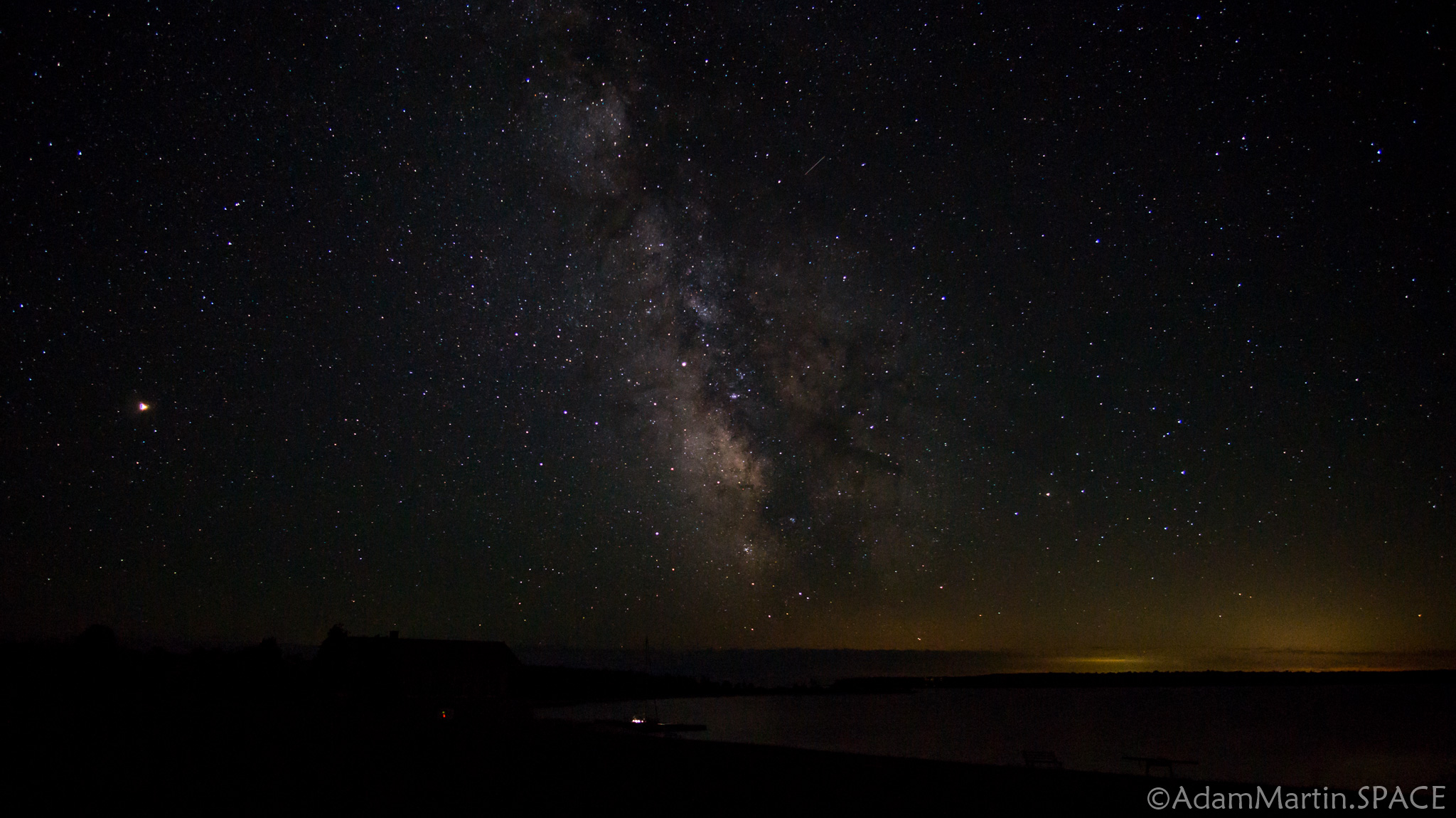 Rock Island State Park - Astrophotography
