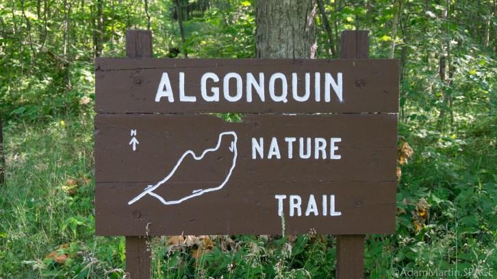 Rock Island State Park - Algonquin Nature Trail
