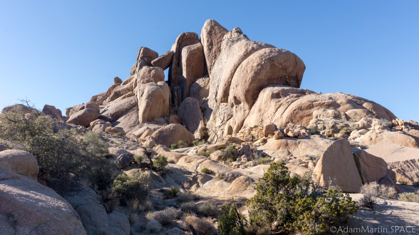 Joshua Tree - Split Rock Loop