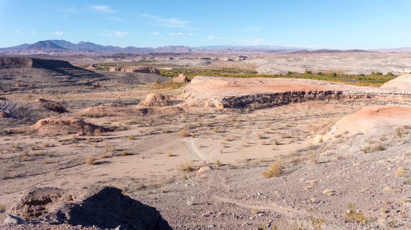 Lake Mead - Panoramic Views at Owl Canyon Trail