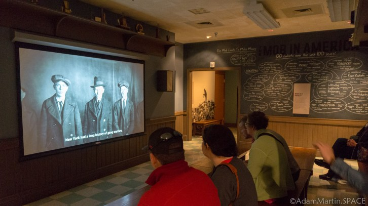 The Mob Museum - Historical Video Presentation